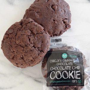 Vegan Chocolate Chip Cookie